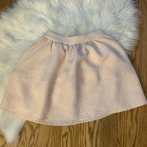 Express Blush Pink Skirt size 0